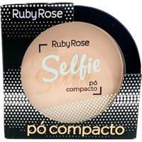 Pó Compacto Selfie Ruby Rose