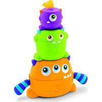 Brinquedo De Empilhar - Monstrinhos Divertidos - Fisher-Price