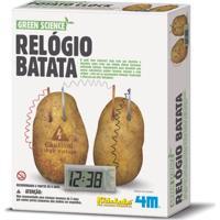 Relógio De Brinquedo Batata 4M