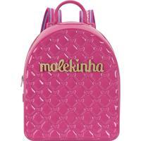 Bolsa Mochila Molekinha Infantil Feminina 20023122242