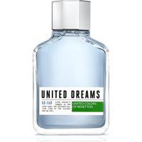 Perfume Masculino United Dreams Go Far Benetton Eau De Toilette 200Ml - Masculino-Incolor