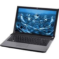 Notebook Cce Clp325 - Intel Pentium T4200 - Hd 320Gb - Ram 3Gb - Prata - Linux
