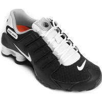 Netshoes  Tênis Nike Shox Nz Se - Masculino 6e8edd8f3cd0