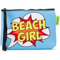Mc2 Saint Barth Kids Estojo Beach Girl - Azul