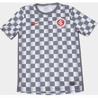 2a107b2fb0fa4 ... Camisa Internacional Pré Jogo 19 20 Nike Masculina - Masculino