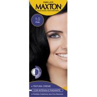Kit Coloração Maxton Preto 1.0 1 Unidade