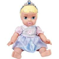Princesas Disney Baby Cinderela - Unissex-Incolor