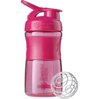 Garrafa Sport Mixer 590 Ml Rosa Blender Bottle