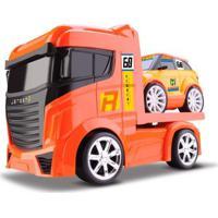 Caminhão Guincho - Next Race - Laranja - Roma Jensen