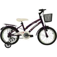 Bicicleta Athor Aro 16 Bliss Feminino C/ Cestinha - Feminino