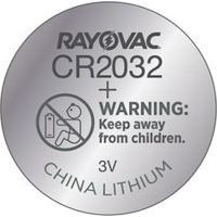 Bateria Eletrônica Especial Cr2032 Rayovac