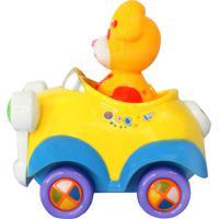 Carrinho Feliz Com Som Ploft Toys Ref: Pb0181