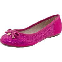 Sapatilha Infantil Feminina Molekinha - 2083994 Pink 25