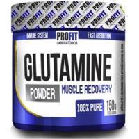 Glutamine Powder 150Gr - Profit - Unissex
