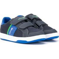 Geox Kids Tênis Com Velcro - Azul