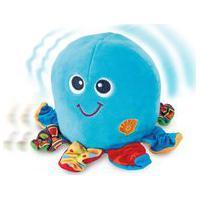 Polvo De Pelúcia Winfun Amiguinhos Dançantes 0142-Nl Azul