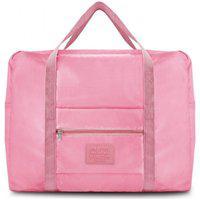 Bolsa De Viagem Dobrável Gg Jacki Design Viagem Rosa