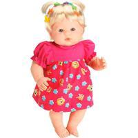 Boneca Baby Com Presilhinhas - Roma