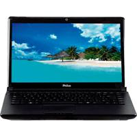 "Notebook Philco 14F-P723Lm - Dual Core - Ram 2Gb - Hd 320Gb - Led 14"" - Linux"