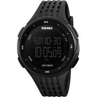Relógio Masculino Skmei Digital 1219 Preto