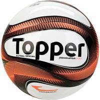 Netshoes  Bola Futsal Topper Dominator Pro 1 - Masculino 869fab6791bef