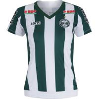 Camisa Do Coritiba Ii 2018 - Feminina - Verde/Branco