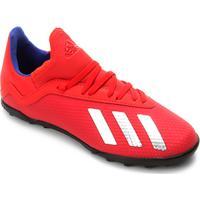58a720674af59 Netshoes  Chuteira Society Infantil Adidas X 18.3 Tf - Masculino
