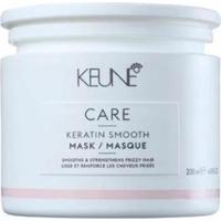 Máscara Keune Care Keratin Smooth- Tratamento 500Ml - Unissex-Incolor