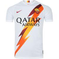 Camisa Roma Ii 19/20 Nike - Masculina - Branco