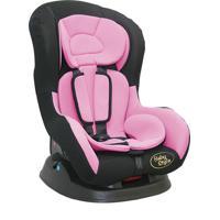 Cadeira Cadeirinha Reclinável Carro Bebe 0 A 18 Kg Rosa