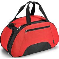 Bolsa Esportiva Topget Gym Vermelha - Vermelho - Dafiti