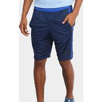 Short Adidas Design 2 Move 3S Masculino - Masculino