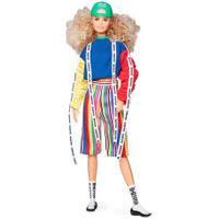 Barbie Bmr1959 Loira Com Boné E Tênis - Mattel