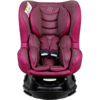 Cadeira Para Auto - De 0 A 18 Kg - Migo - Revo - Platinium - Groseille - Team Tex