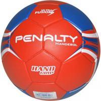 Bola Penalty Handebol Hl1 Ultra Fusion Vii - Unissex-Vermelho+Azul