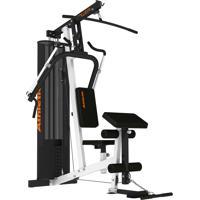 Estação De Musculação Athletic Power Preto