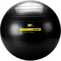 Bola Pilates Fitball 300Kg + Bomba Ziva - Unissex