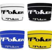 Braçadeira De Capitão Poker Amarelo
