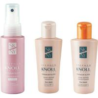 Kit Stephen Knoll Discovery Rich Moist Sh + Cond + Leave-In + Sachê - Unissex