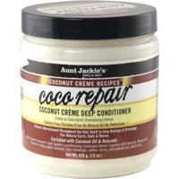 Condicionador Intensivo Reparador Aunt Jackie'S Coco Repair - 426Ml - Unissex-Incolor