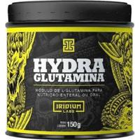 Hydra Glutamina (150G) - Iridium Labs - Unissex
