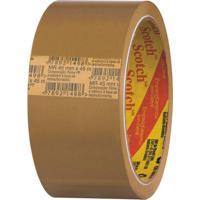 Fita Marrom Para Empacotar Embalagem - 45X50 - 3M