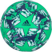 Bola De Futebol De Campo Real Madrid Finale 19 Adidas - Verde Claro