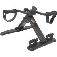 Mini Bicicleta Cicloergômetro Dobrável Com Massageador E Monitor Wct Fitness 55555033 - Kanui