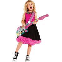 Barbie Guitarra Fabulosa Com Funçáo Mp3 Player - Fun Divirta-Se - Tricae