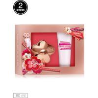 Kit 2Pçs Perfume Agatha Ruiz De La Prada Sexy Florever 80Ml