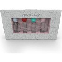Kit Mini Colonia Giovanna Baby 20Ml 4 Unidades