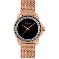 Relógio Vivara Feminino Aço Rosé - Ds14229R0C-2