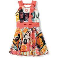 Vestido Lilica Ripilica Infantil - 10111839I Rosa