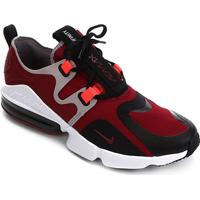 Tênis Nike Air Max Infinity Masculino - Masculino-Vermelho